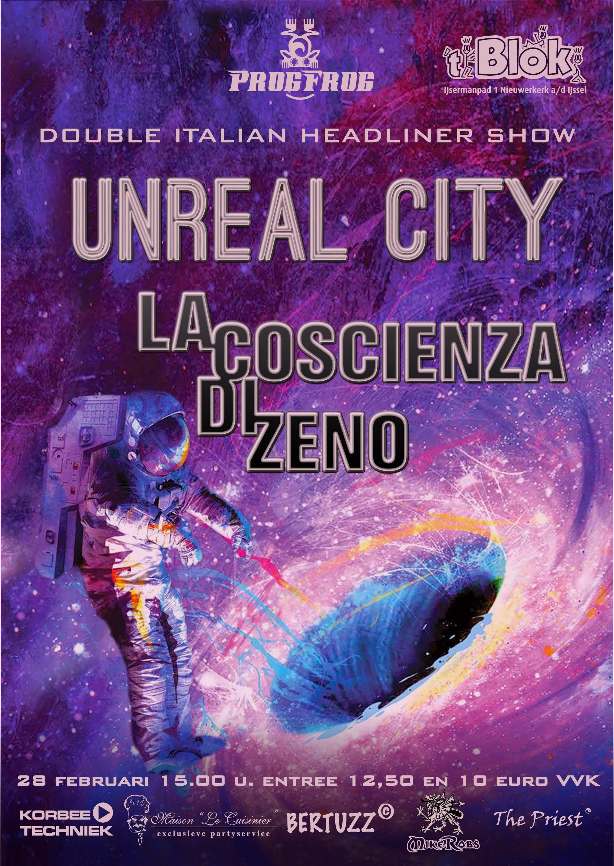 Unreal City & La Coscienza di Zeno