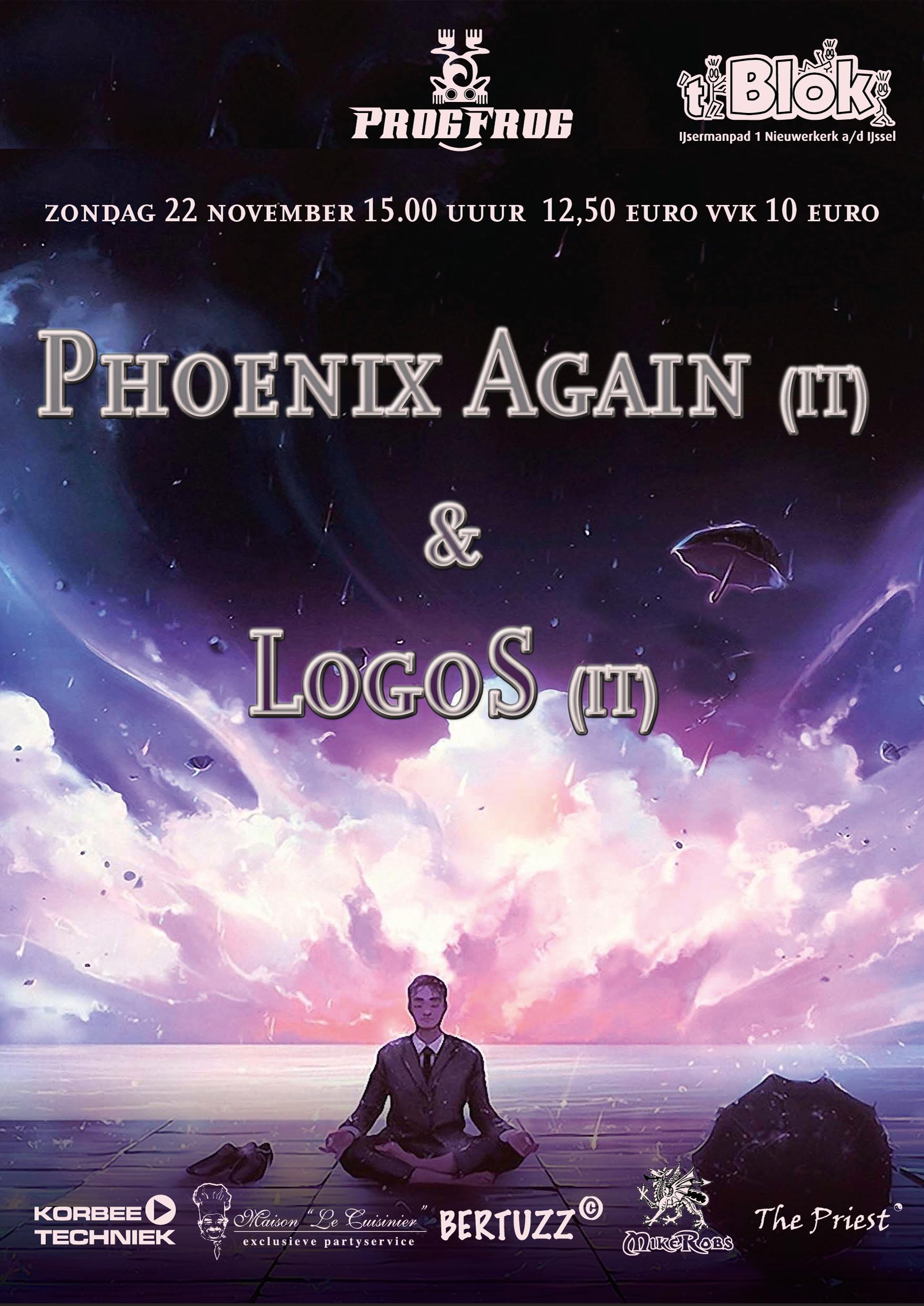 PHOENIX Again (It) & LogoS (It)