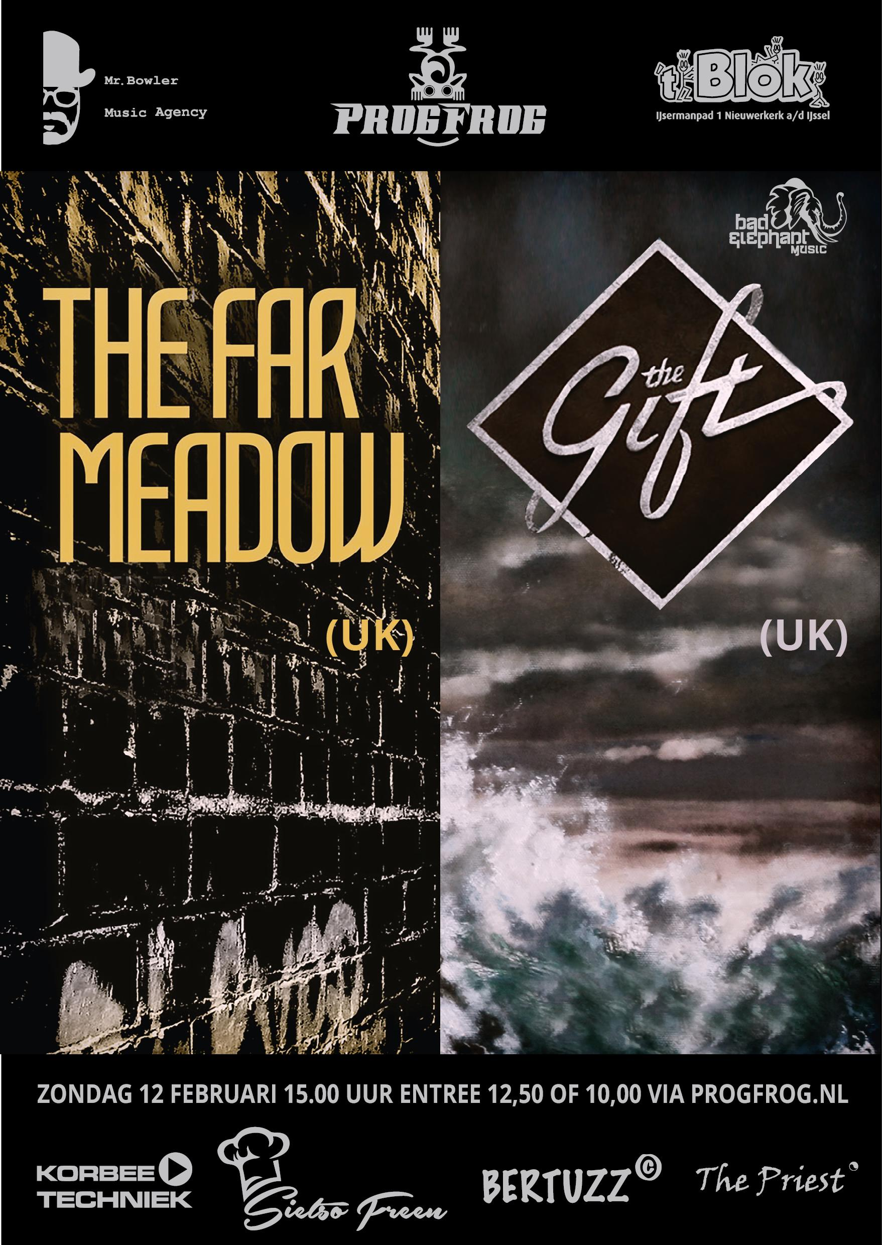 THE GIFT / THE FAR MEADOW