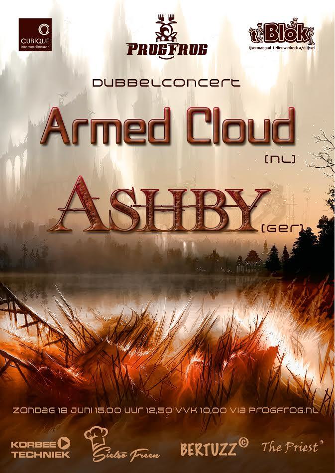 Ashby (GER) & Armed Cloud (NL)