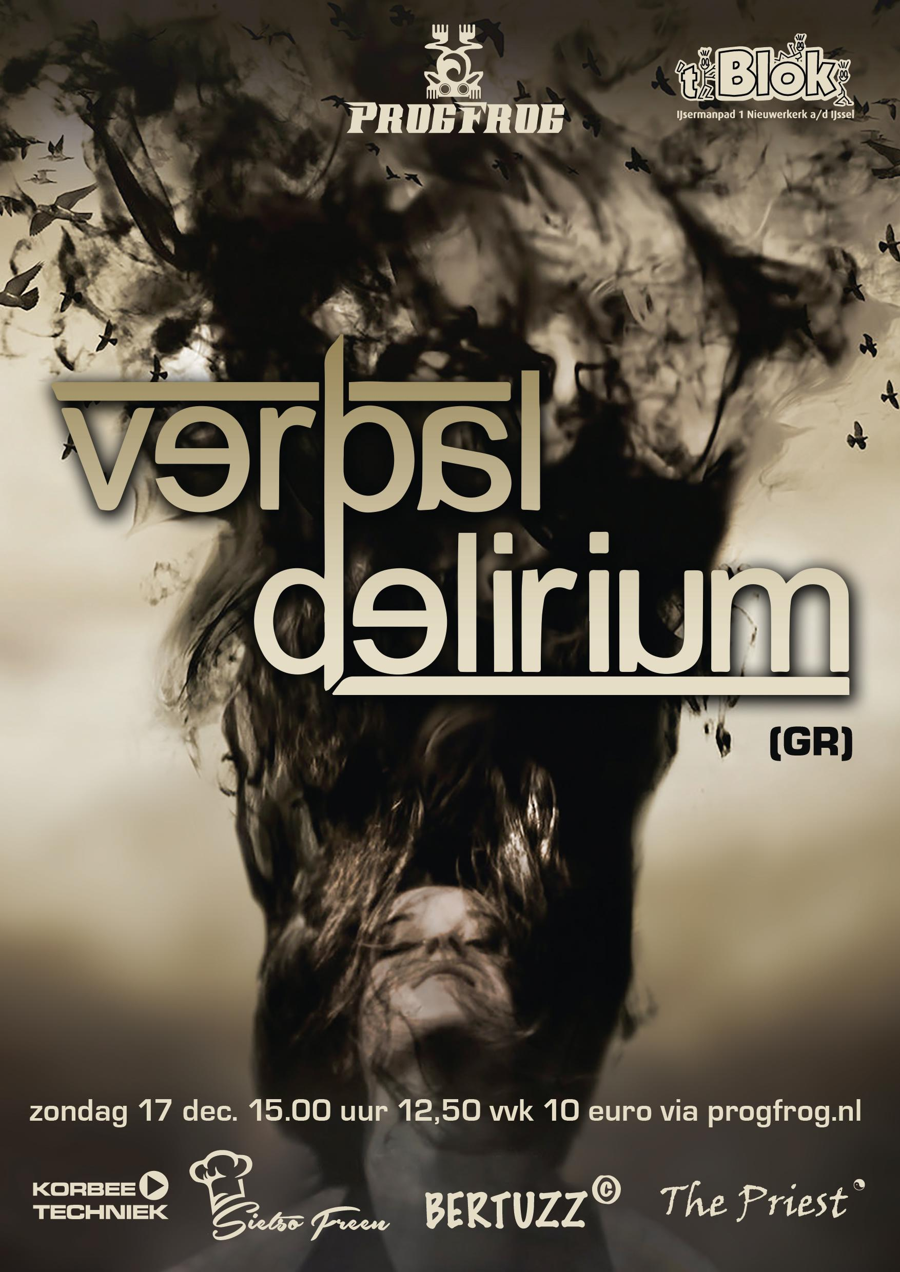 VERBAL DELIRIUM (Greece)