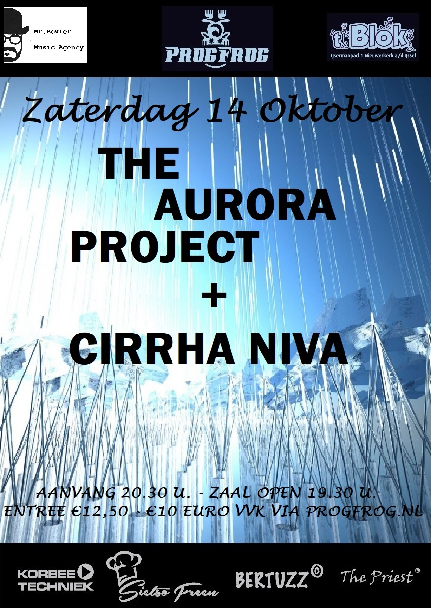 The Aurora Project + Cirrha Niva