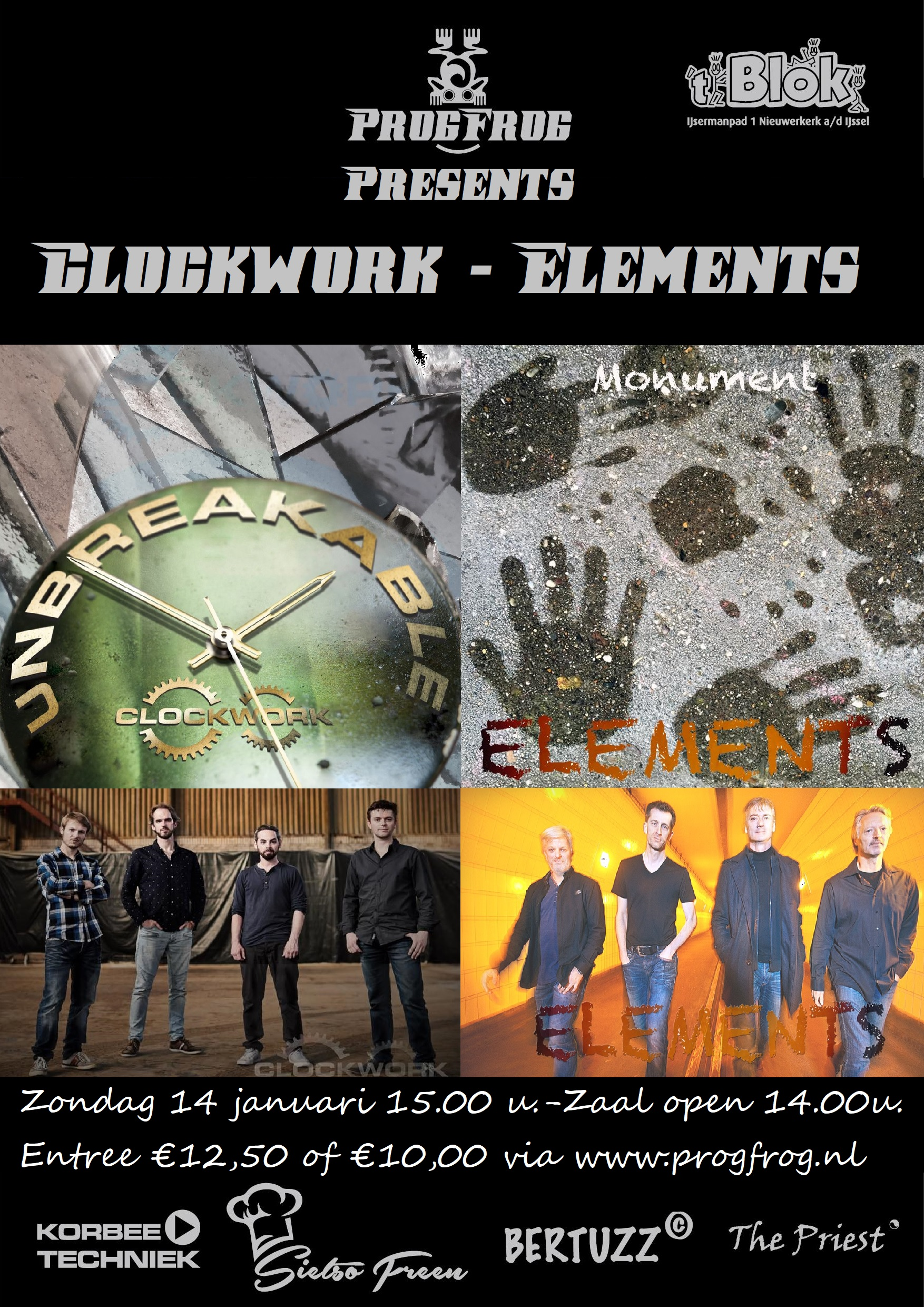 Clockwork + Elements