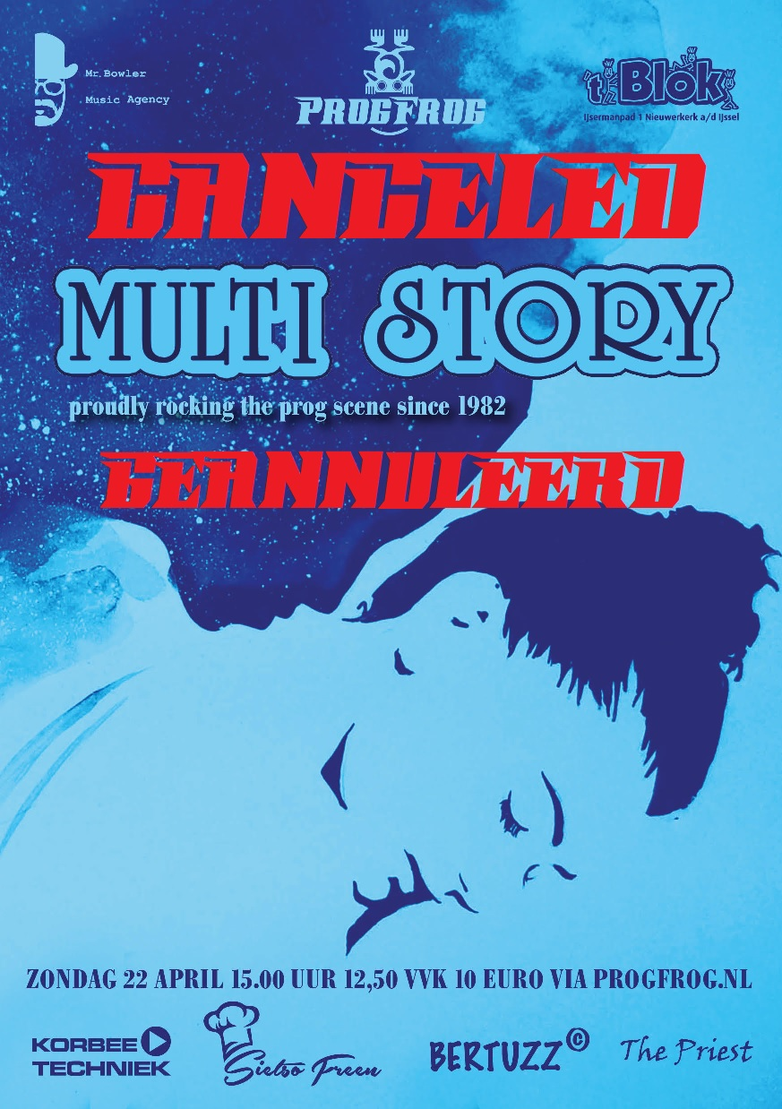CANCELED - Multi Story - GEANNULEERD