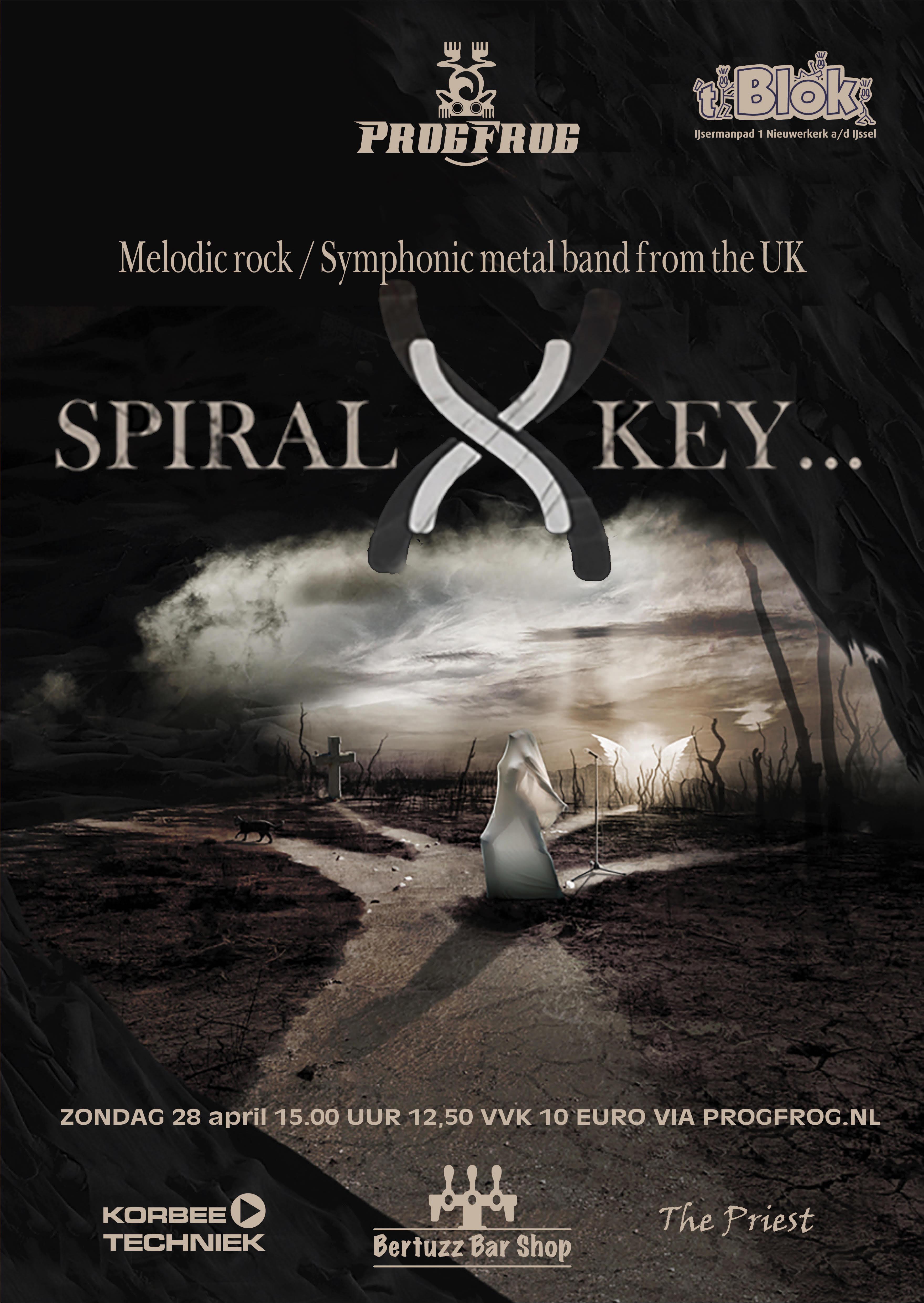 Spiral Key (UK)