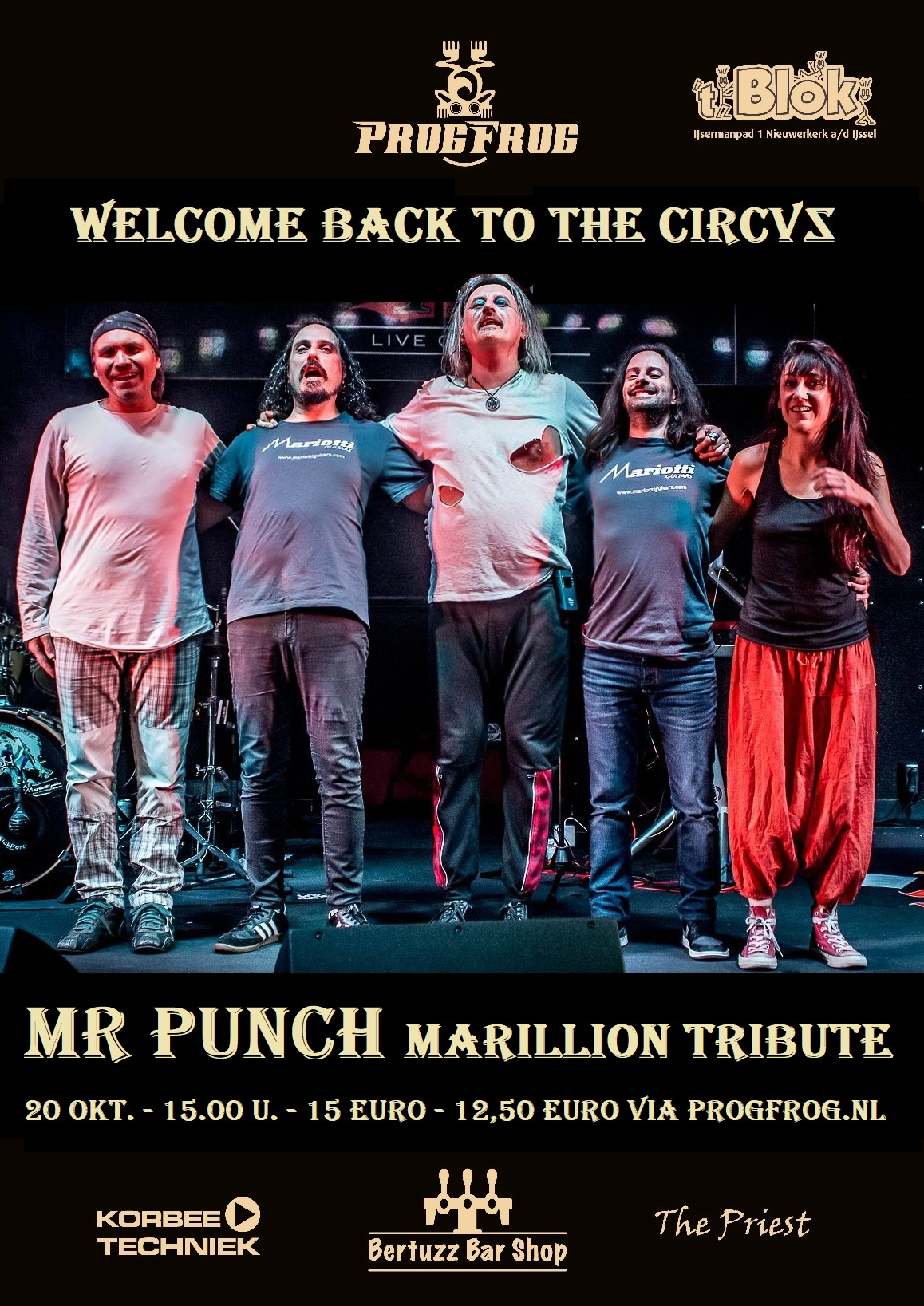 Mr. Punch (Marillion Tribute)
