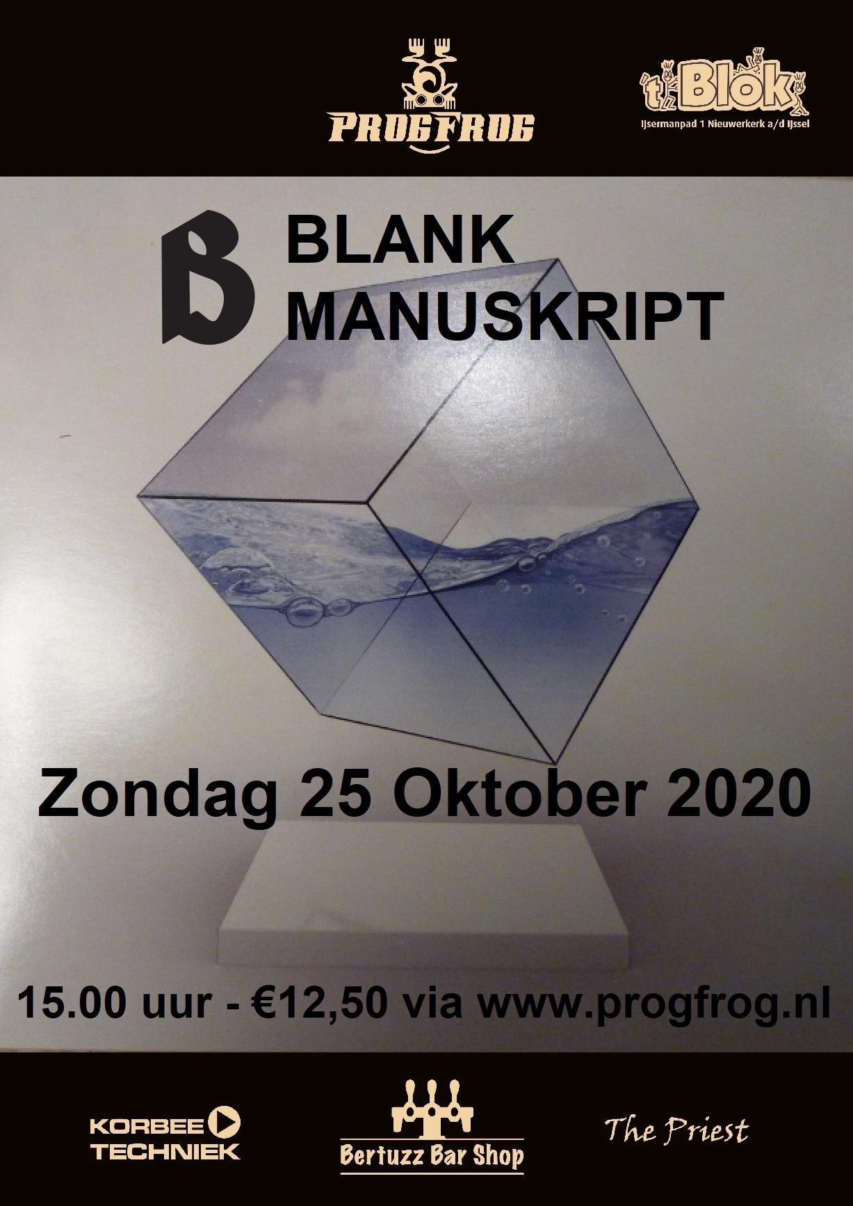 Blank Manuskript (Austria)