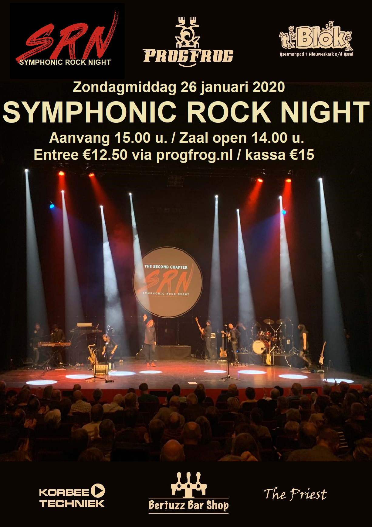 Symphonic Rock Night (in the afternoon)
