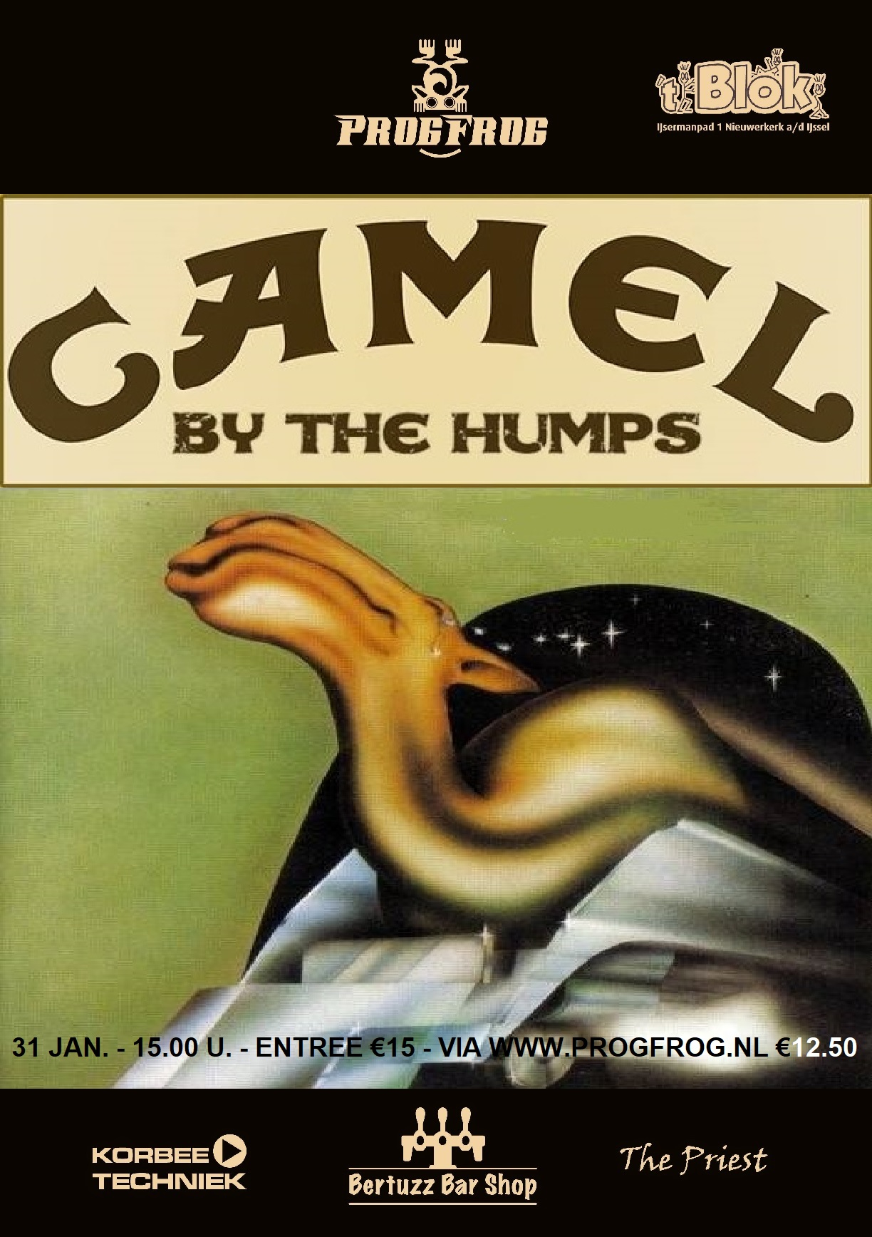 The Humps - Camel Tribute (Israel)