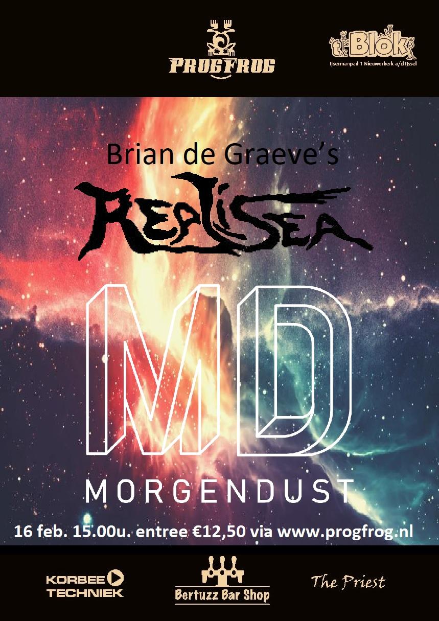 MORGENDUST / Brian de Graeve's REALISEA