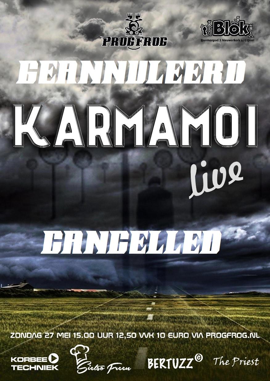 Karmamoi (Italy) CANCELLED/GEANNULEERD