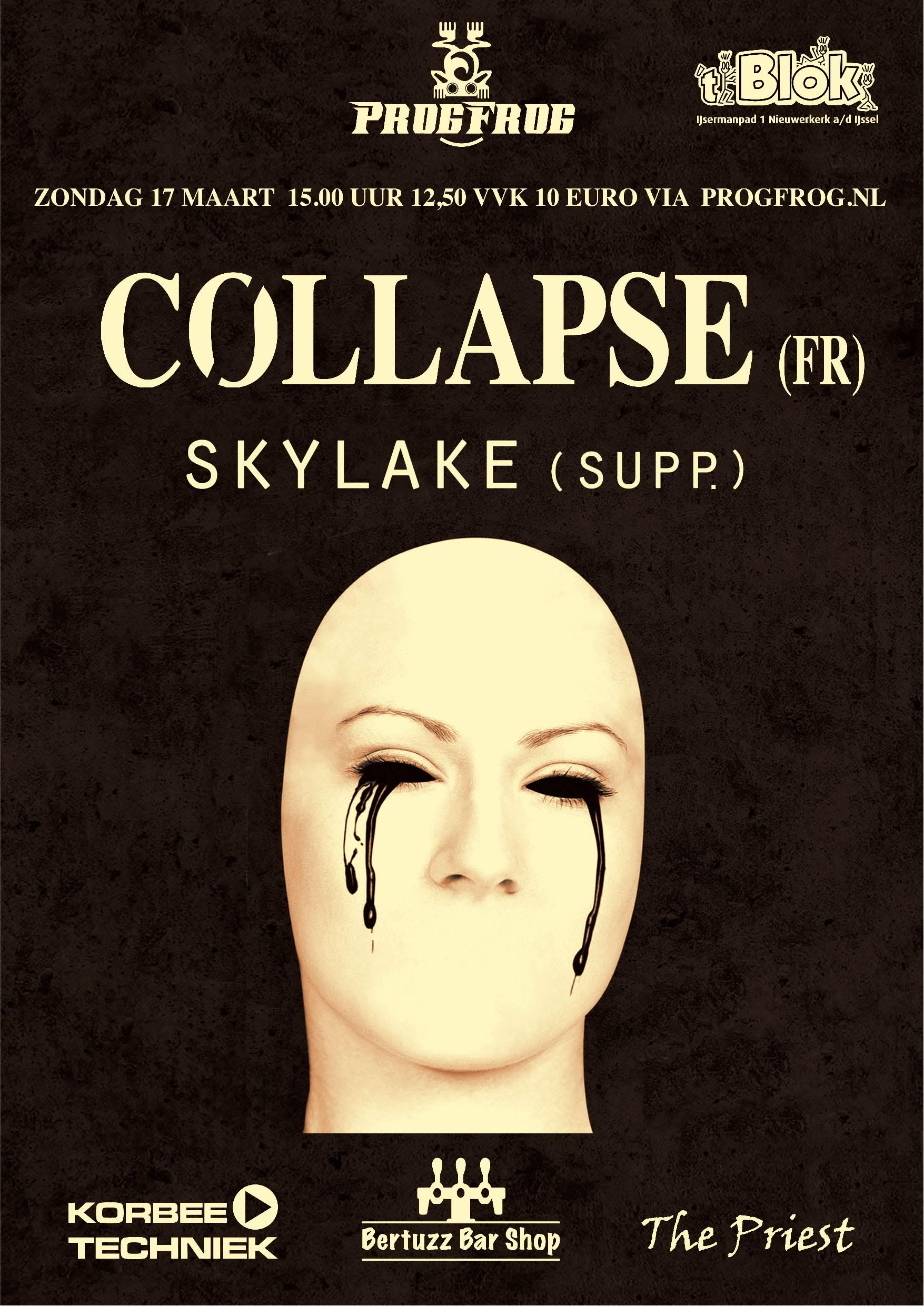 COLLAPSE (France) SKYLAKE (support)