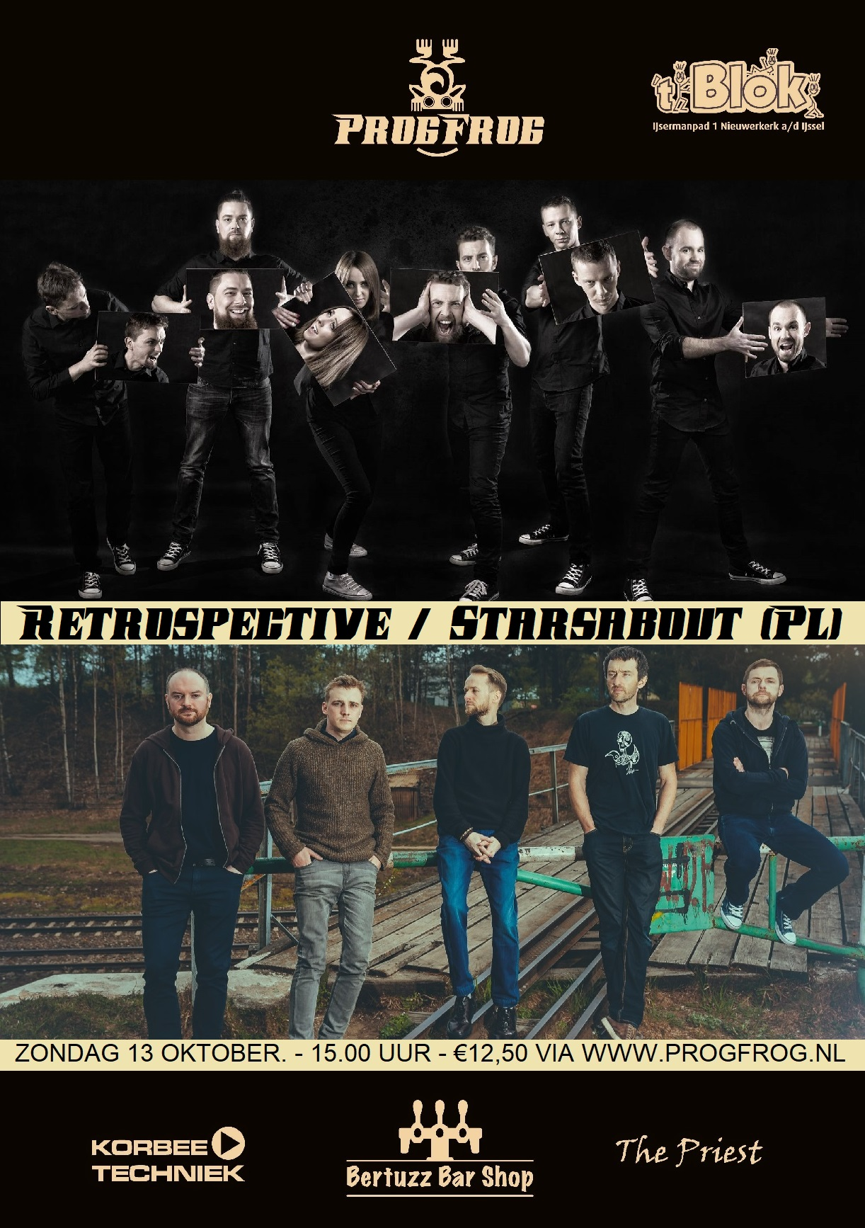 Retrospective & Starsabout (Poland)