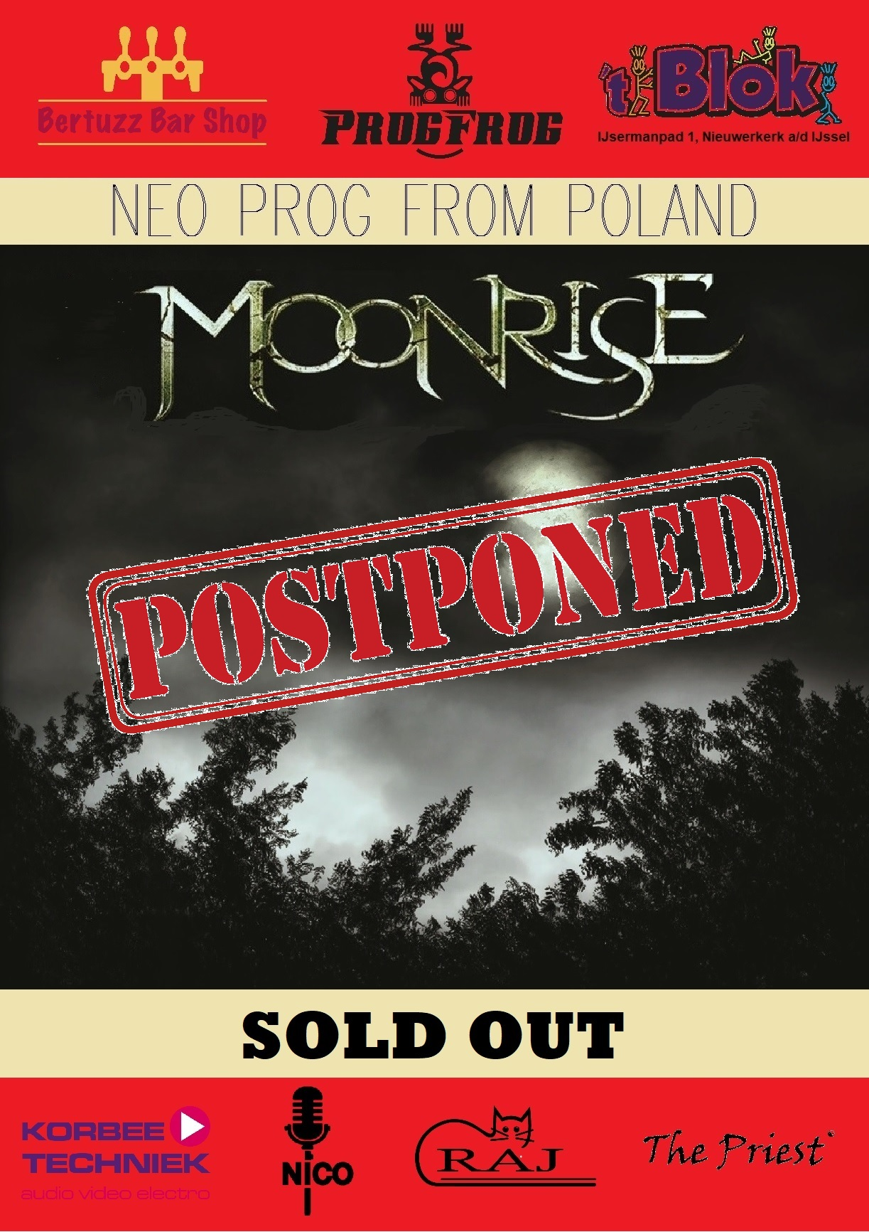 Moonrise (Poland) POSTPONED
